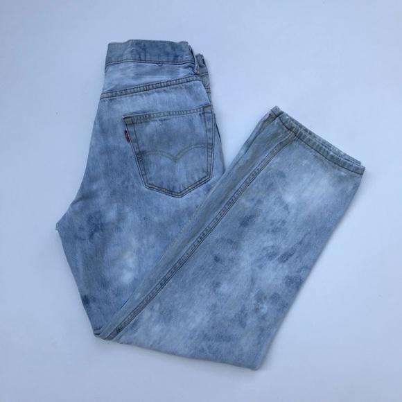 Levi's Denim - Vintage Levi's 550 High Waist Wedgie Fit Jeans